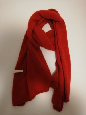 Royal Cashmere Cashmere Scarf red
