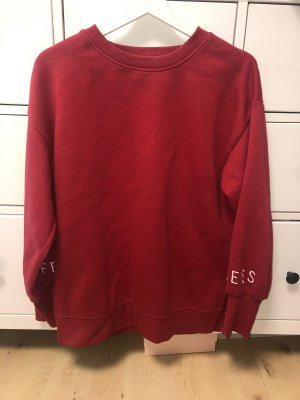 Tally Weijl Pull long rouge