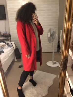 Primark Between-Seasons-Coat red