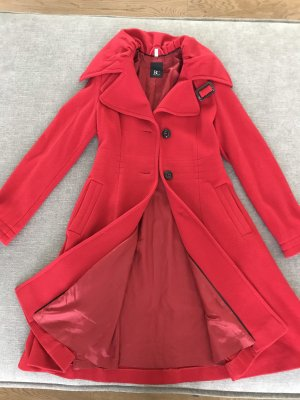 Best Connections Wool Coat red