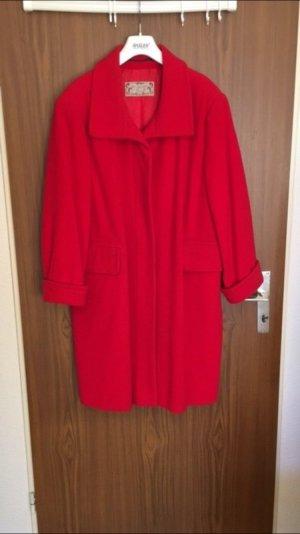 Roter Mantel !Rückenaufschrift!