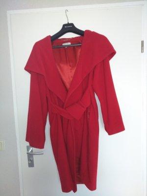 Apart Capuchon jas rood-baksteenrood