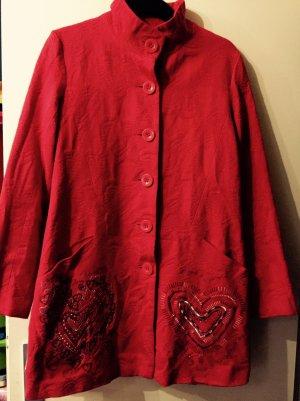 Roter Mantel von Desigual