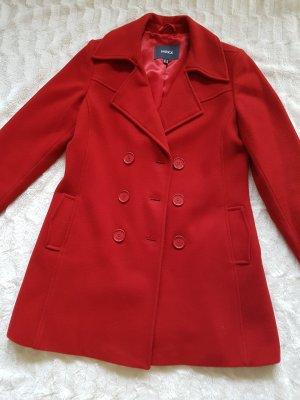 Roter Mantel von mexx