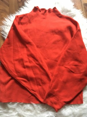 H&M Pull oversize rouge