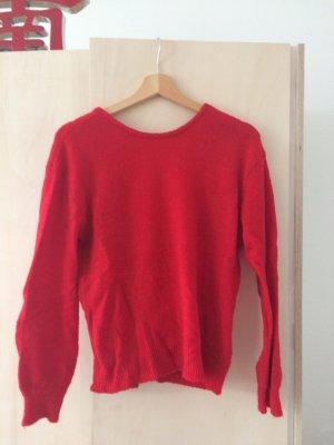 Roter Pullover von NA-KD