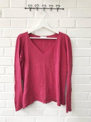 Roter Pullover von Promod