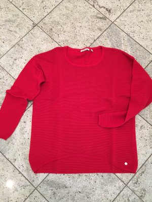 Roter Pullover von rich&royal
