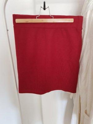 Amisu Minifalda rojo-bermejo