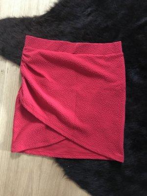 H&M Minigonna rosso