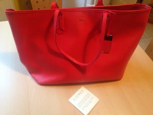 Roter Shopper von Lauren by Ralph Lauren
