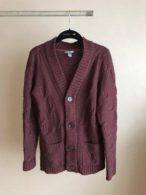H&M Blazer in maglia multicolore