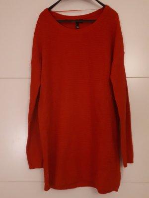 Roter Strickpulli von H&M