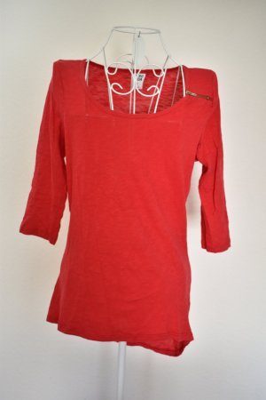 Roter Sweater by Vero Moda