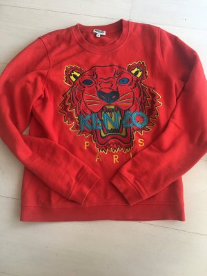 Roter Tiger Kenzo sweater
