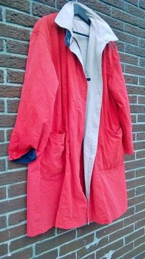Roter Übergangsmantel von Gardeur in Größe 42