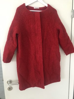 Souvenir Clubbing Wool Jacket red