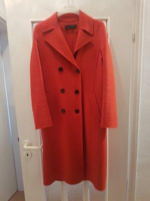 Zara Manteau mi-saison rouge