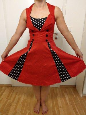 SheIn Petticoat Dress multicolored