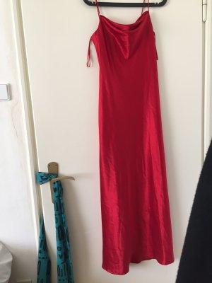 C&A Avondjurk rood-neonrood Polyester