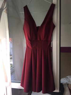 About You Evening Dress dark red