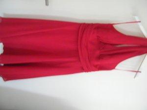 Rotes Abendkleid/Ballkleid/Cocktailkleid mit Neckholder von Montego