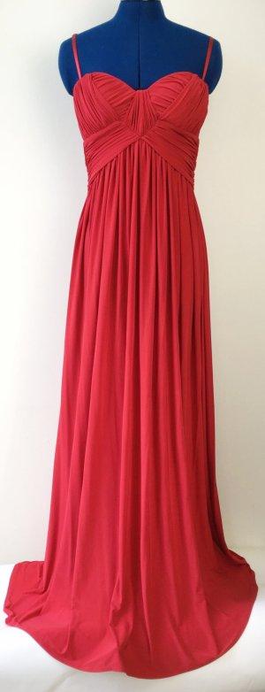Rotes Abendkleid Gr. S