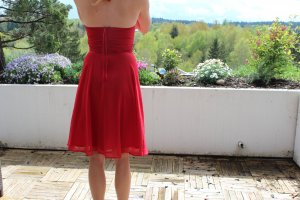 Rotes Abiball / Sommer Kleid