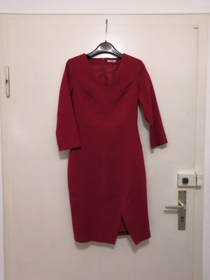 Kiomi Sheath Dress red
