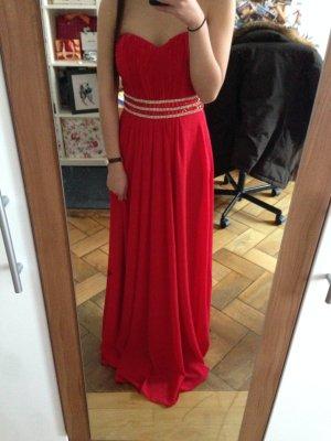 Baljurk rood Polyester