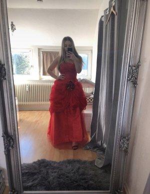 Rotes Ballkleid von Romeo & Juliet