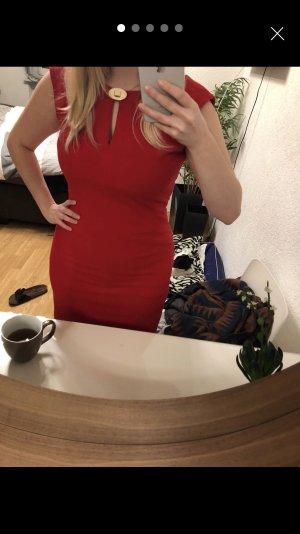 Rotes Calvin Klein Kleid, M
