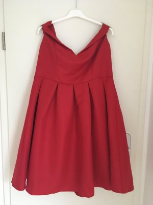 Rotes Cocktail/ Abend Kleid