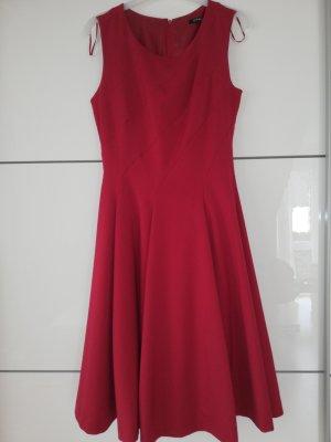 Orsay Cocktail Dress dark red