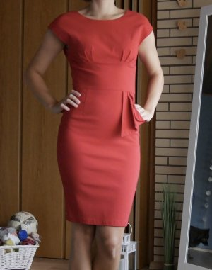 4F Cocktail Dress red