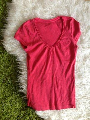 rotes Esprit T-shirt