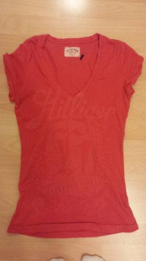 Rotes Hilfiger Shirt