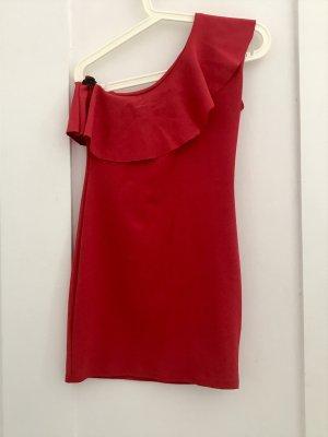 Rotes Hingucker-Kleid