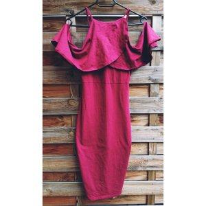 Asos Petite Midi-jurk veelkleurig