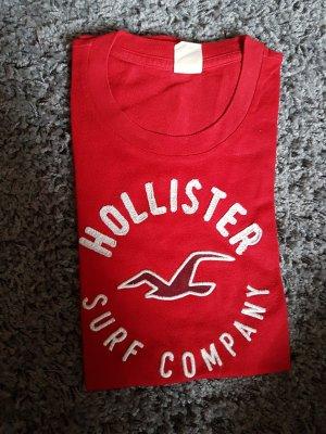 rotes Hollister Tshirt