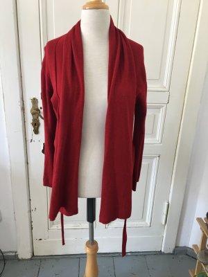 Rotes Jäckchen / offen oder geschlossen tragen
