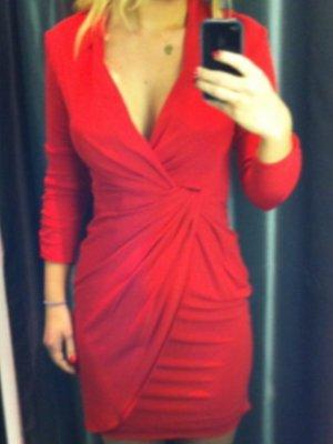 Rotes Karen Millen Kleid Gr.36