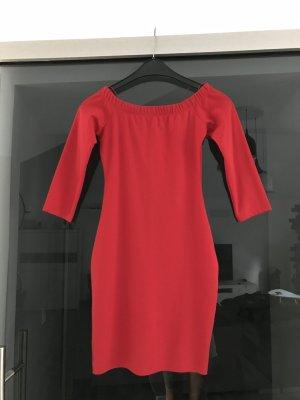 Zara Robe trapèze rouge