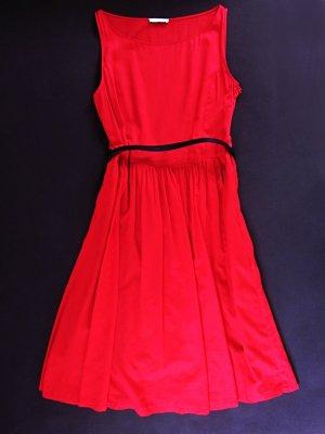 Rotes Kleid, ärmelloses von promod, Gr 40