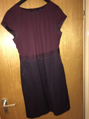 Comma Evening Dress brown red