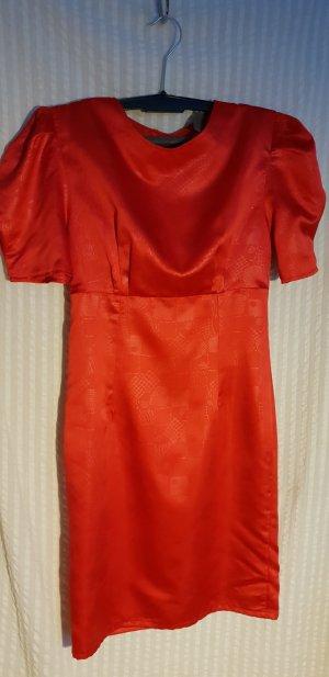 Rotes Kleid Gr 36-38