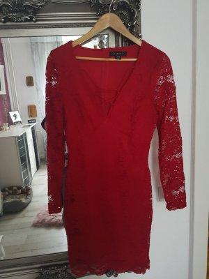 Rotes Kleid Gr. 40