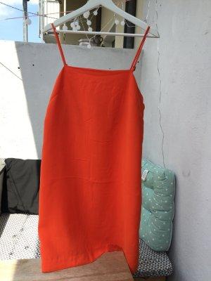 Rotes Kleid H&M Gr. 44