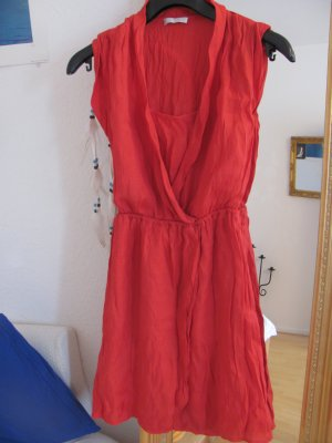 Rotes Kleid in Gr. 38
