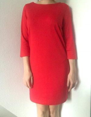 Vila Robe stretch rouge-rouge brique polyester